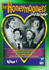Honeymooners Volume 1, The: Lost Episodes