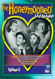 Honeymooners Volume 2, The: Lost Episodes