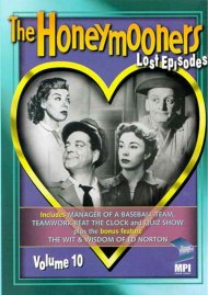 Honeymooners Volume 10, The: Lost Episodes