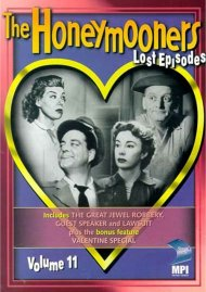 Honeymooners Volume 11, The: Lost Episodes