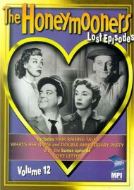 Honeymooners Volume 12, The: Lost Episodes
