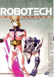 Robotech 10: Robotech Masters - The Final Solution
