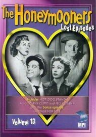 Honeymooners Volume 13, The: Lost Episodes