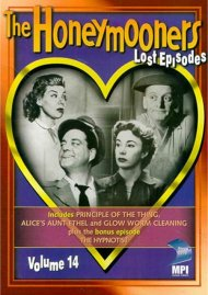 Honeymooners Volume 14, The: Lost Episodes
