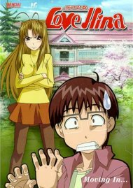 Love Hina: Volume 1 - Moving In