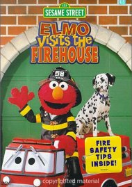 Sesame Street: Elmo Visits The Firehouse