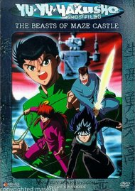 Yu Yu Hakusho: Beasts Of Maze Castle (Uncut)