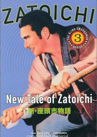 Zatoichi: Blind Swordsman 3 - New Tale Of Zatoichi