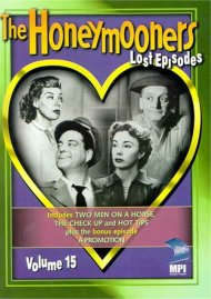 Honeymooners Volume 15, The: Lost Episodes
