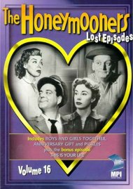 Honeymooners Volume 16, The: Lost Episodes
