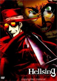 Hellsing: Volume 3 - Search And Destroy (Limited Edition with Action Figure)