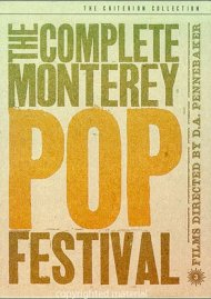 Complete Monterey Pop Festival, The: The Criterion Collection