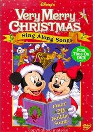 Disneys Very Merry Christmas Sing-Along Songs!