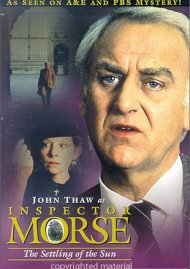 Inspector Morse: The Settling Of The Sun