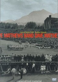 Dave Matthews Band: Live at Folsom Field Boulder, Colorado