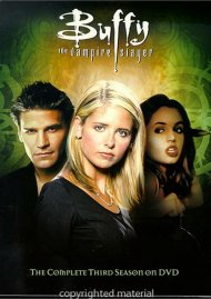 Buffy The Vampire Slayer: Season Three