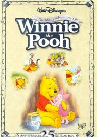 Many Adventures Of Winnie The Pooh, The: 25th Anniversary Edition