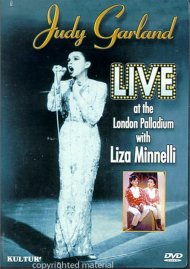 Judy Garland: Live At The London Palladium With Liza Minnelli