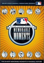 MLB: Memorable Moments - 30 Most Memorable Moments