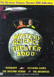 Mystery Science Theater 3000 Collection: Volume 1