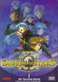 Banner Of The Stars: No Turning Back - Volume 1