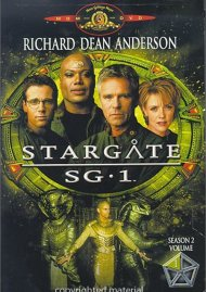 Stargate SG-1: Season 2 - Volume 1
