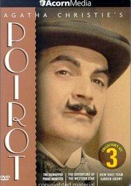 Agatha Christies Poirot: Collectors Set 3