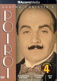 Agatha Christies Poirot: Collectors Set 4