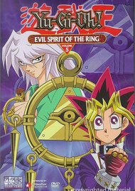 Yu-Gi-Oh! 5: Evil Spirit Of The Ring
