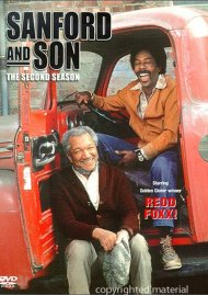 Sanford And Son: The Complete Second Season