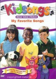 Kidsongs: My Favorite Songs
