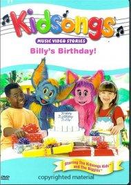 Kidsongs: Billys Birthday
