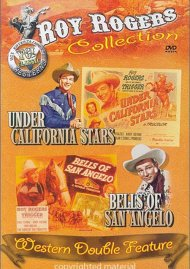 Roy Rogers Collection: Under California Stars/ Bells Of San Angelo