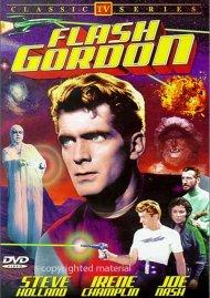 Flash Gordon: TV Series (Alpha)
