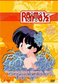 Ranma 1/2: Season 2 Box Set - Anything Goes Martial Arts