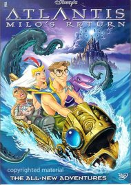Atlantis: Milos Return