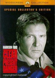 Clear And Present Danger: Special Collectors Edition