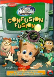 Adventures Of Jimmy Neutron, The: Boy Genius - Confusion Fusion