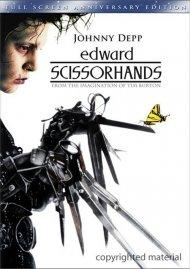 Edward Scissorhands (Fullscreen)