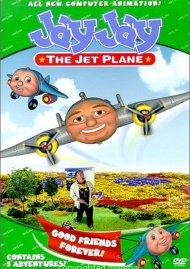 Jay Jay The Jet Plane: Good Friends Forever