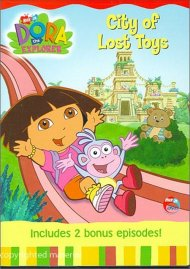 Dora The Explorer: City Of Lost Toys