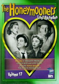 Honeymooners Volume 17, The: Lost Episodes