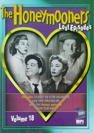 Honeymooners Volume 18, The: Lost Episodes