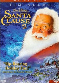 Santa Clause 2, The: The Mrs. Clause (Widescreen)