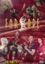 Farscape: Season 3 - Volume 3