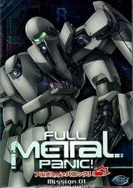 Full Metal Panic!: Mission 01