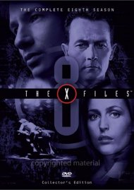 X-Files, The: Season Eight - Gift Pack