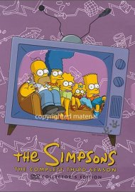 Simpsons, The: The Complete Third Season