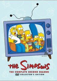 Simpsons, The: The Complete Second Season