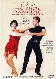 Latin Dancing For Beginners With Teresa Mason